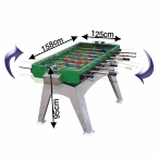 all Weather Table Tennis Table Round 240cm